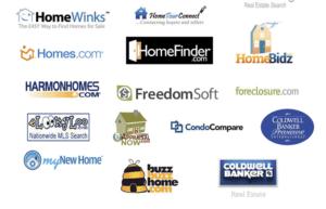 Misc real estate logos