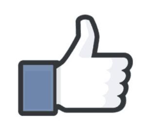 Thumbs up logo/sign